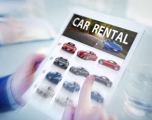 How much does a rental car cost