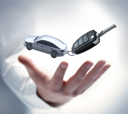 renting a car for the first time