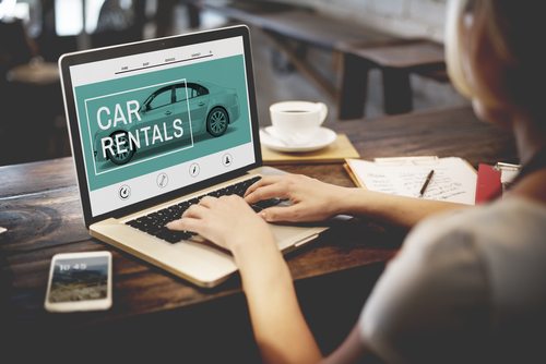 what do you have to do to rent a car